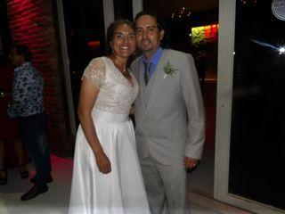 El casamiento de Marcela y Esteban