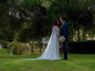 El casamiento de Leila  y Diego  3