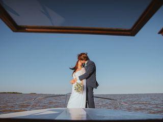 El casamiento de Leila  y Diego