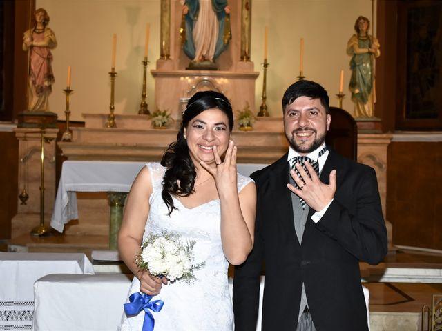 El casamiento de Carolina y Osvaldo