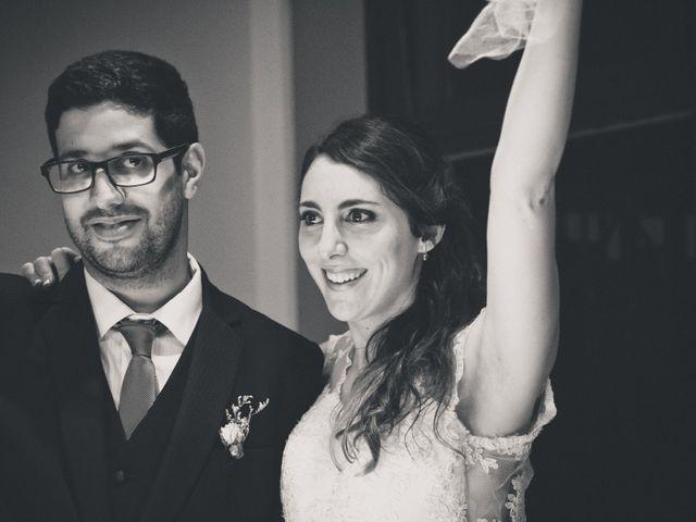 El casamiento de Rocío y Martín