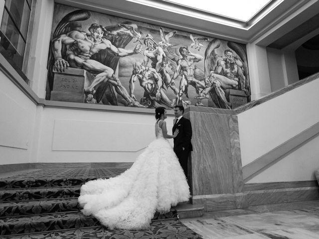 El casamiento de Gabriela y Ned