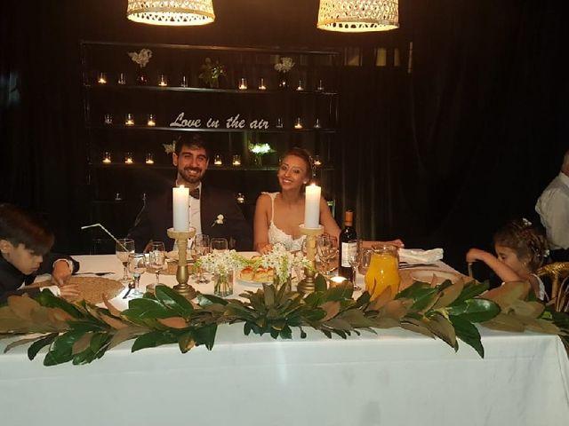 El casamiento de Valeria  y Juan