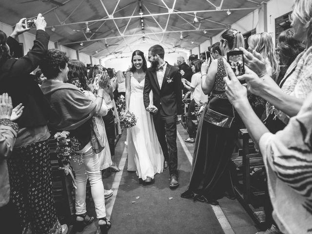 El casamiento de Agus y Zequi