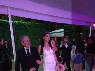 El casamiento de Catalina y Luciano 1