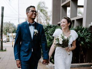 El casamiento de Martina  y Yojairo  1
