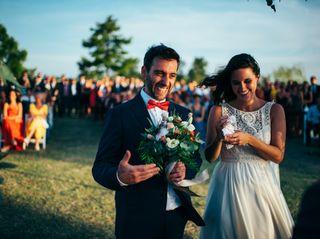 El casamiento de Denise y Alejandro