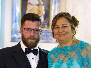 El casamiento de Natalia y Franco 1