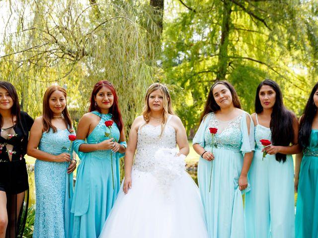 El casamiento de Juan Carlos  y Nélida  en Villa de Mayo, Buenos Aires 15