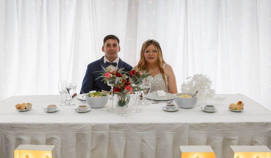 El casamiento de Juan Carlos  y Nélida  en Villa de Mayo, Buenos Aires