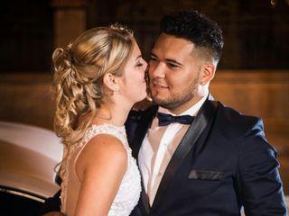 El casamiento de Mai  y Nico  2