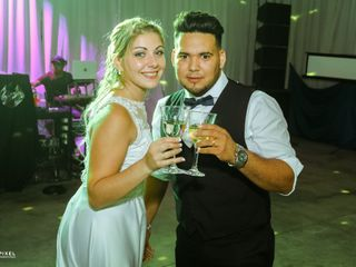 El casamiento de Mai  y Nico