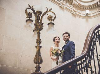 El casamiento de Aye y Guille