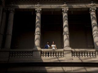 El casamiento de Aye y Guille 1