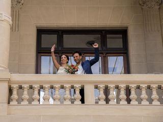 El casamiento de Aye y Guille 3