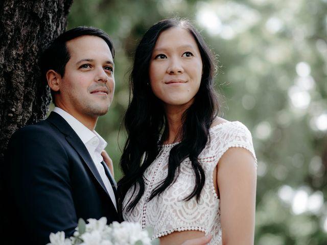 El casamiento de Lucía y Pablo