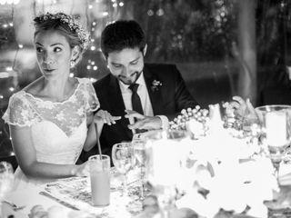 El casamiento de Lia y Michael Fran