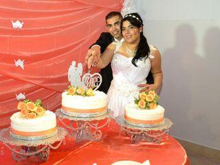 El casamiento de Noelia y Martin