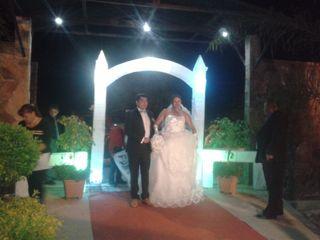 El casamiento de Abigail y Julio 1