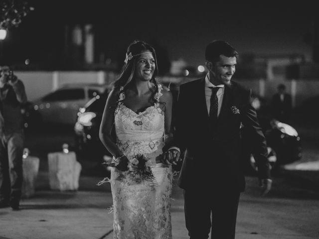 El casamiento de Jimena y Marco