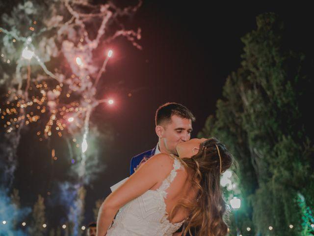 El casamiento de Marco y Jimena en San Juan, San Juan 1