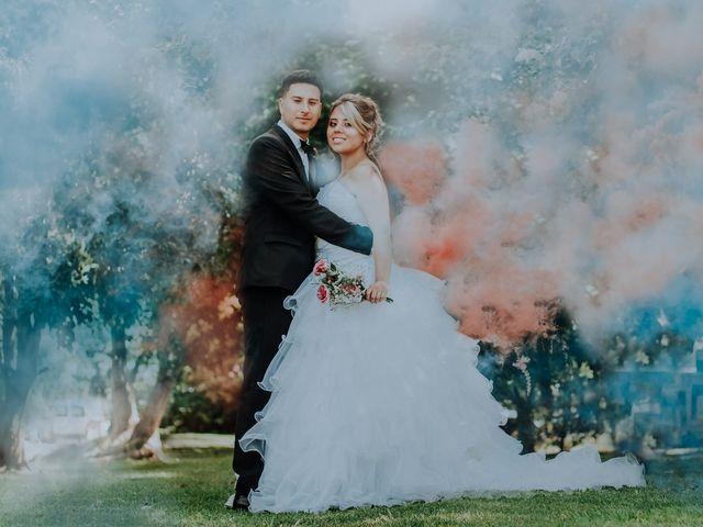 El casamiento de Aldi y Nico