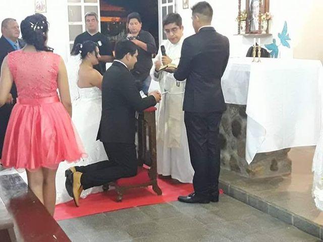 El casamiento de Julio y Abigail en Andalgalá, Catamarca 11