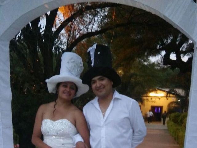 El casamiento de Julio y Abigail en Andalgalá, Catamarca 1