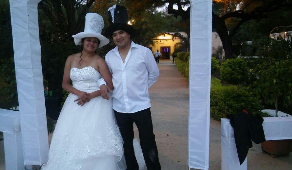 El casamiento de Julio y Abigail en Andalgalá, Catamarca