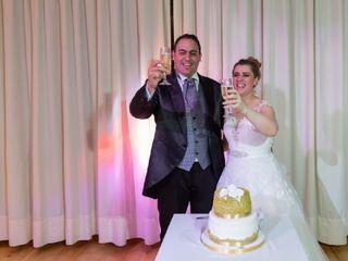 El casamiento de Paola y Daniel