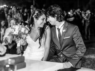 El casamiento de Marijó y Augusto