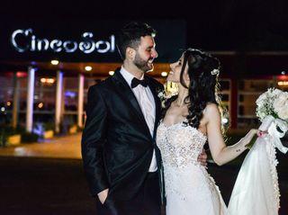 El casamiento de Yanina y Jorge