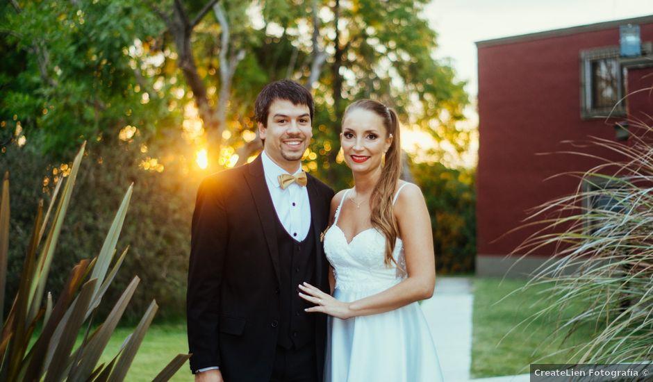 El casamiento de Leo y Belu en Pilar, Buenos Aires