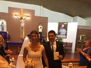 El casamiento de Virginia y Nicolás