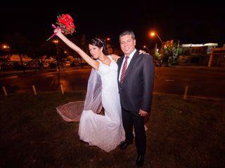 El casamiento de Eli y David