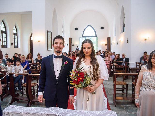 El casamiento de Fernando y Romina en Yerba Buena, Tucumán 36