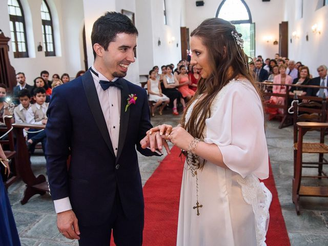 El casamiento de Fernando y Romina en Yerba Buena, Tucumán 37