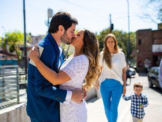 El casamiento de Ivana y Gonzalo 1