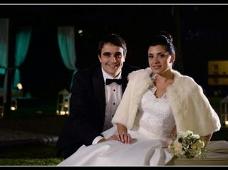 El casamiento de Martin y Sabrina