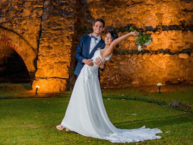 El casamiento de Alejandra y Agustin