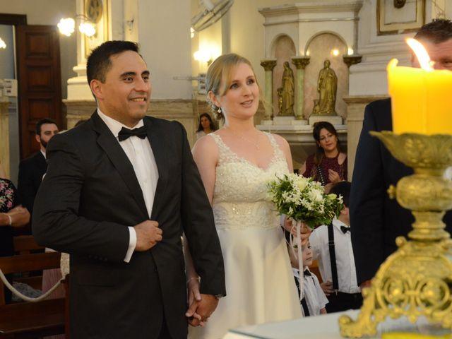 El casamiento de Fanny y Gonzalo