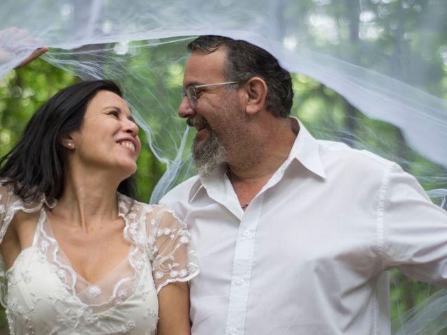 El casamiento de Daniela y Christian