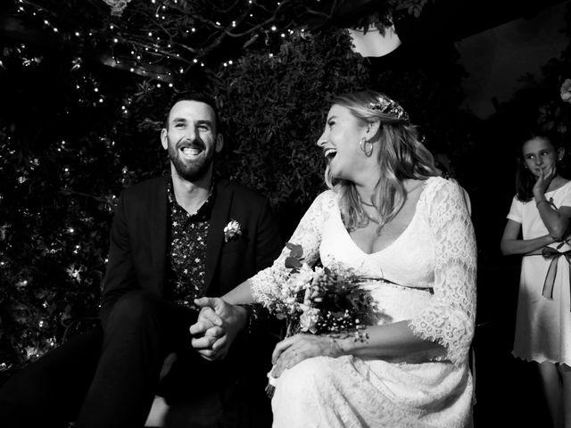 El casamiento de Mery y Marcos