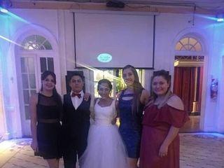 El casamiento de Jennifer y Josué 2