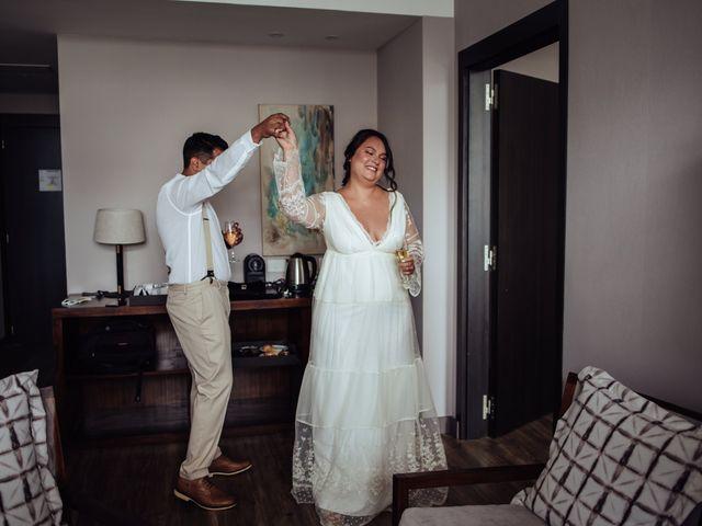 El casamiento de Brian y Jesi en La Plata, Buenos Aires 17