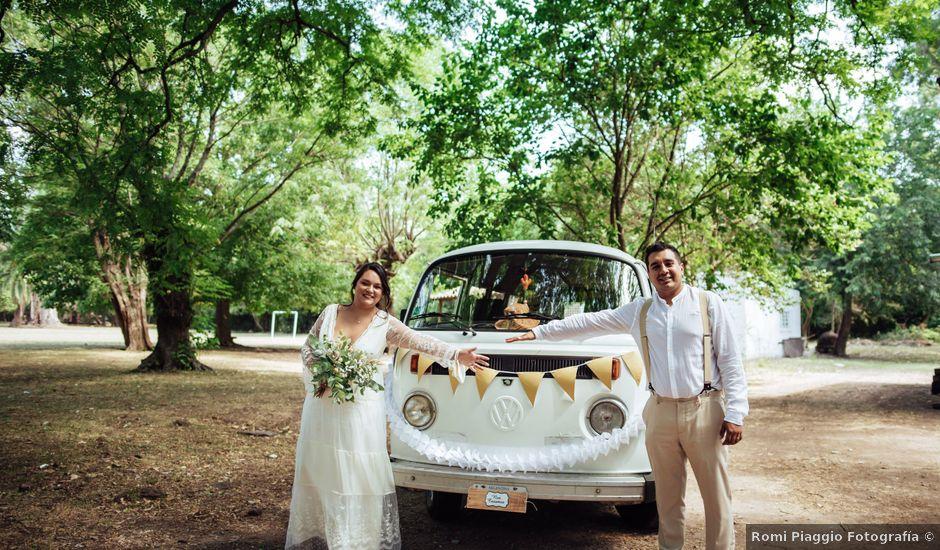 El casamiento de Brian y Jesi en La Plata, Buenos Aires