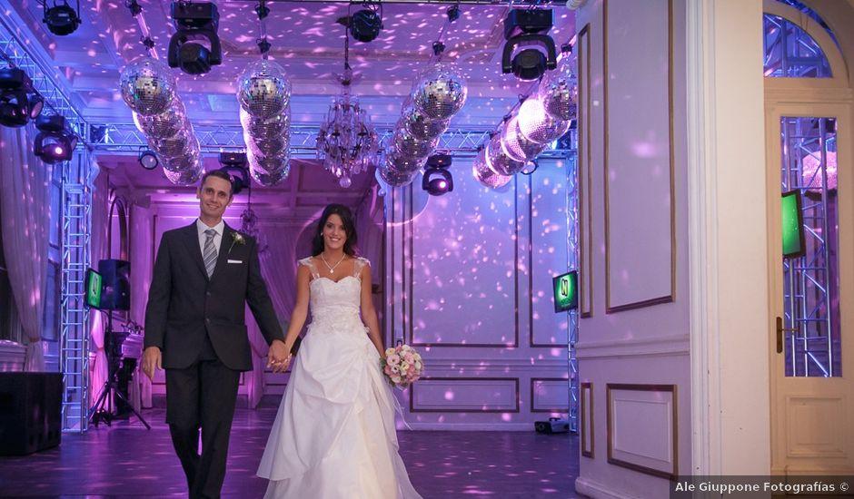El casamiento de Marce y Flor en Santa Fe, Santa Fe - Casamientos.com.ar