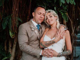 El casamiento de Feli y Ryan