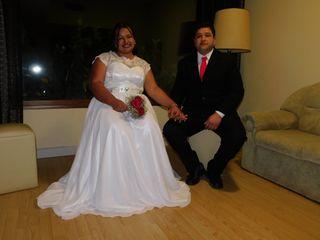 El casamiento de Itati  y Rubén