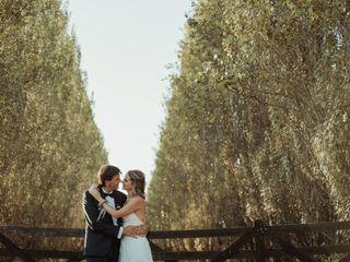 El casamiento de Euge y Fer